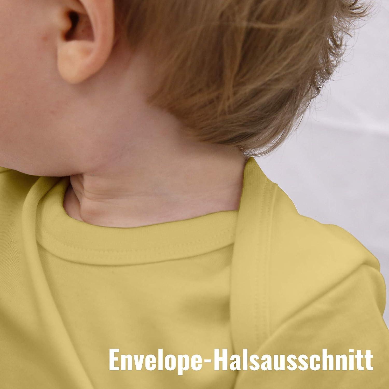 Lausmadl Lebkuchenherz Shirtracer Oktoberfest Baby Baby Body Kurzarm f/ür Jungen und M/ädchen