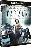 La Leyenda De Tarzán (4K Ultra HD + Blu-ray + Copia Digital) [Blu-ray]
