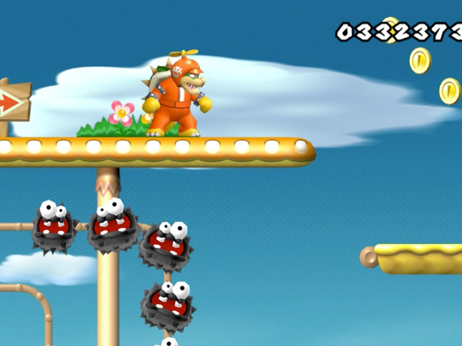 Watch Clip Super Bowser Wii Gameplay Best Of Gaming Prime Video