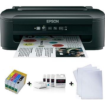 Sublimation Printer DIN A4 Including Ink 200 ml + Sublimation Paper Printer  T-Shirt Printer 1300e1e94