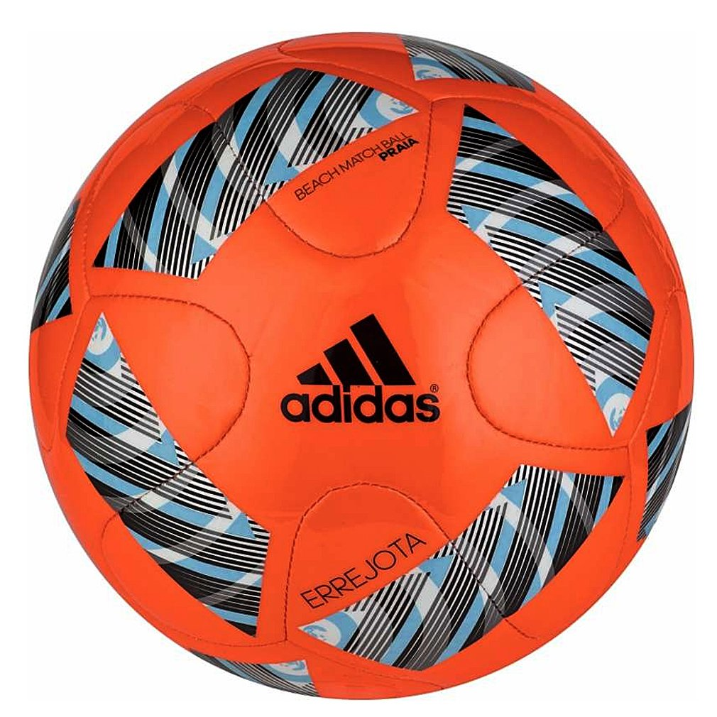adidas Ballon Beach-Ball Match Ball FIFA Praia Orange AC5411. Taille FR = 5 AC5411-SIZE 5