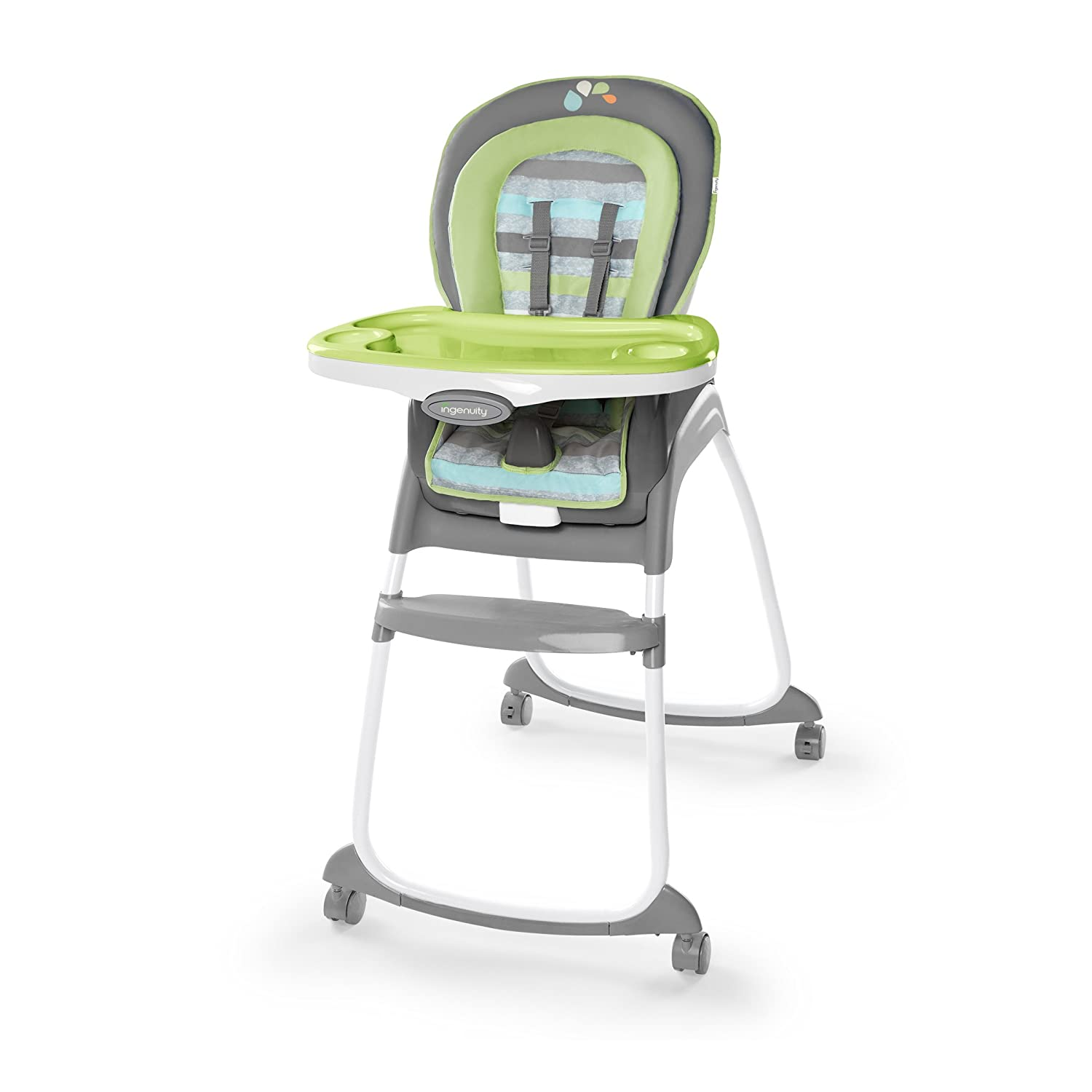 Ingenuity Trio 3-in-1 Deluxe High Chair-Sahara Burst Kids II 60314