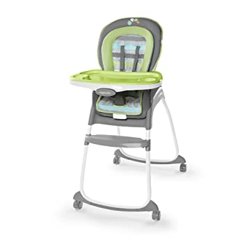 Amazon.com   Ingenuity Trio 3-in-1 High Chair - Vesper 4-Wheel - High Chair 5ea17e4a65be