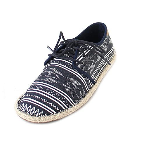 44781e6e749 TOMS Diego Sneakers Navy Mens Shoes Lace Up  Amazon.co.uk  Shoes   Bags