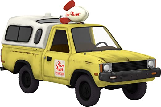 Truck Commercial 2020 Christmas Amazon.com: Hallmark Keepsake Christmas Ornament 2020, Disney