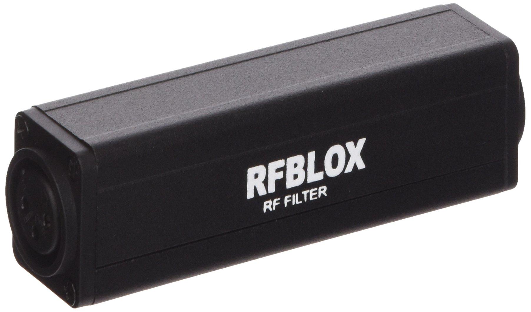 Rapco Horizon RFBLOX RF Choke XLRF-XLRM