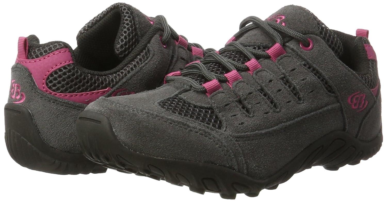 Bruetting Bruetting Bruetting Damen Release Sneaker Grau (Grau/Pink) 549c5b