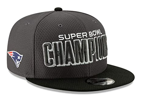 a19f392b66297 Amazon.com   New Era New England Patriots Super Bowl Llll Champions ...
