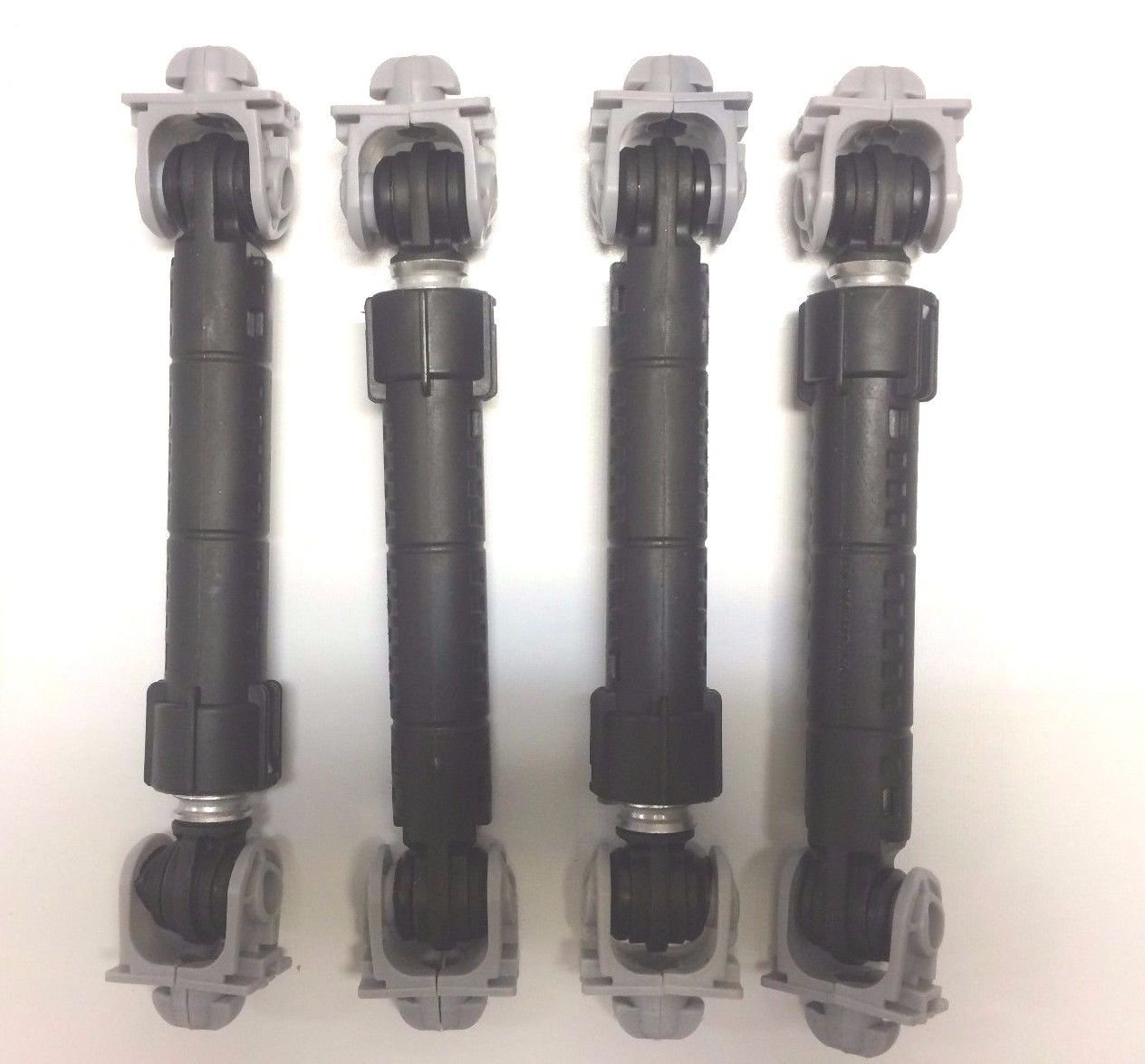 NEW Set of 4 pcs Replacement WHIRLPOOL Maytag Washer Shock Absorber 8182703 8181646 AP3868181 PS989596 - 1 YEAR WARRANTY