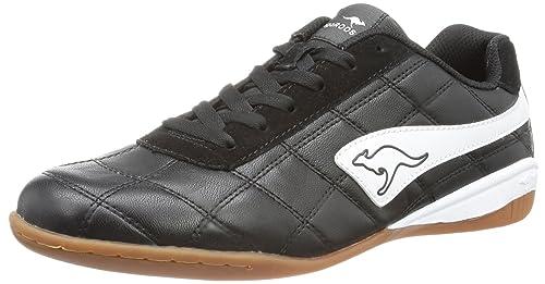 KangaROOS Raoul 7320A - Zapatillas de Deporte para Hombre, Color Negro, Talla 41: Amazon.es: Zapatos y complementos