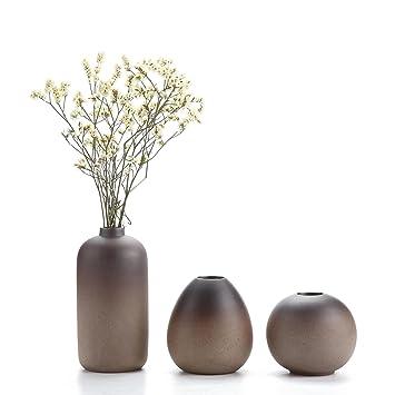 T4u Stile Antico Set Di Vaso In Ceramica Decorazioni Per La Casa