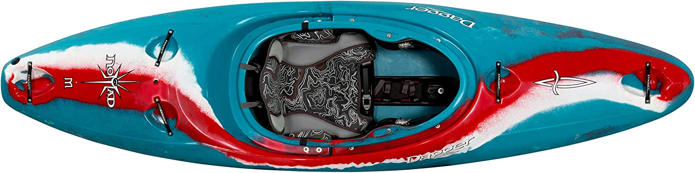 8 6 Sit Inside Whitewater Kayak Dagger Nomad 8.6 Medium Creeker Kayak with Contour Ergo Outfitting