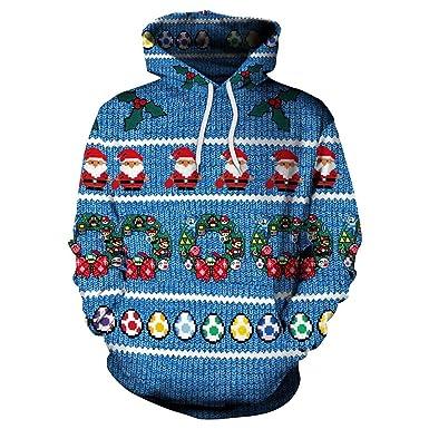 Batnott Herren Hoodies Herbst Winter Langarm Sweatshirt
