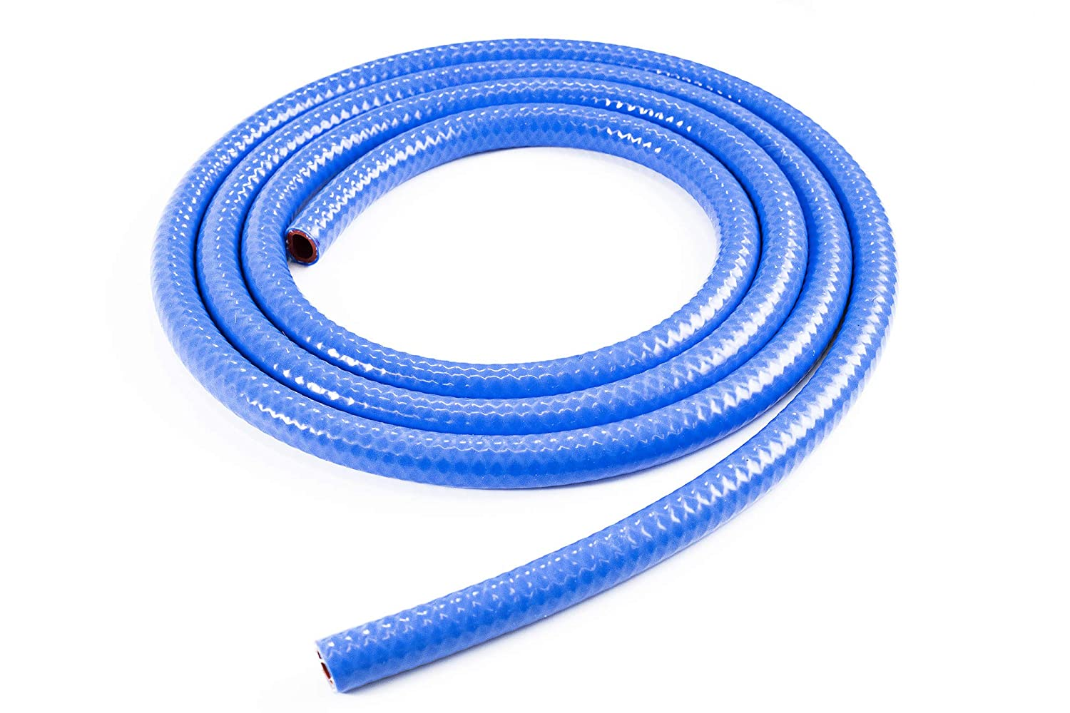 Extreme Temperature and Multiple Pressure Ranges High Temperature Silicone Heater Hose for High Performance 0.75 ID 10 Foot Length