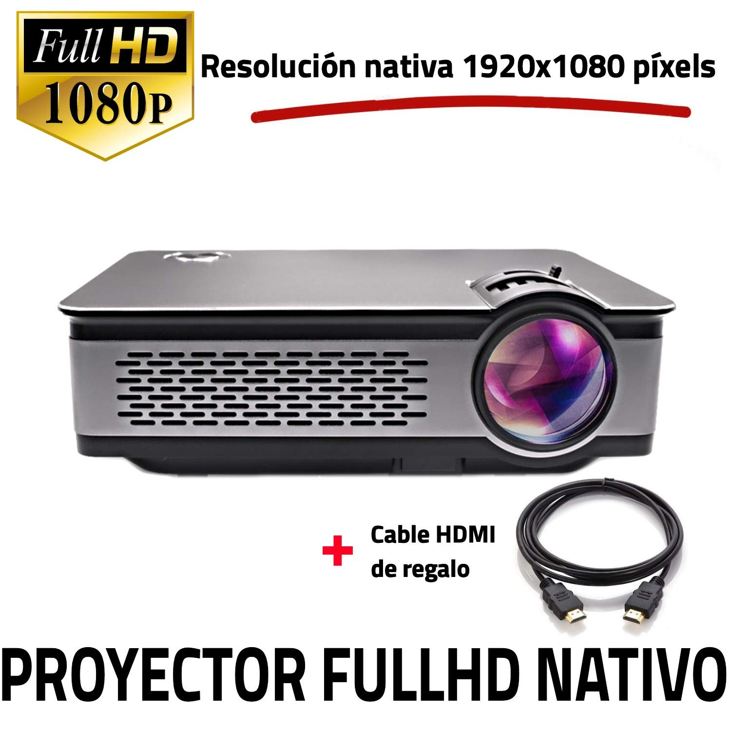 Proyector full hd nativo