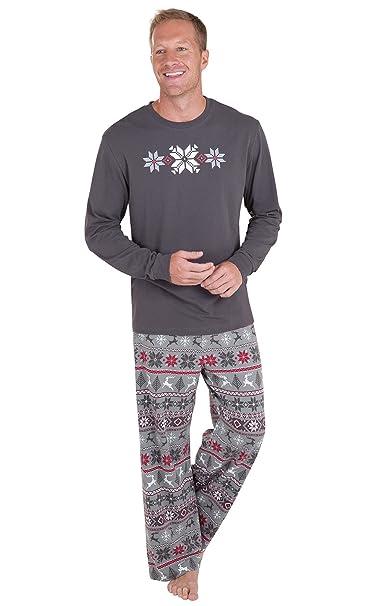 PajamaGram Vacaciones nórdicos Juego Pijama para Toda la Familia