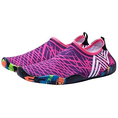 Men Women Water Shoes Quick Dry Aqua Shoe Barefoot Shoe for Beach Swim Surf Yoga