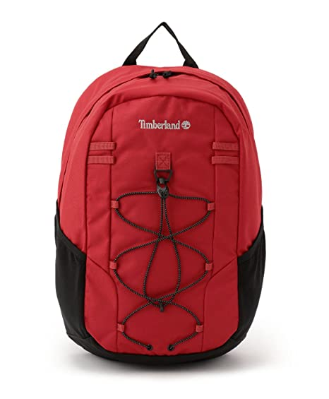 170d8443f1 Timberland Backpack Red 22 Liters UNICA: Amazon.co.uk: Clothing