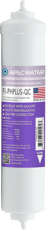 APEC FI-PHPLUS-QC Alkaline Filter Reviews