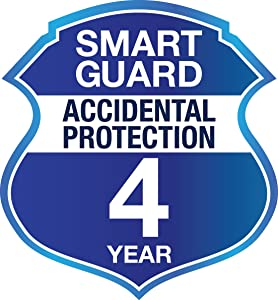 SMARTGUARD 4-Year Laptop Accidental Protection Plan ($1750-$2000)