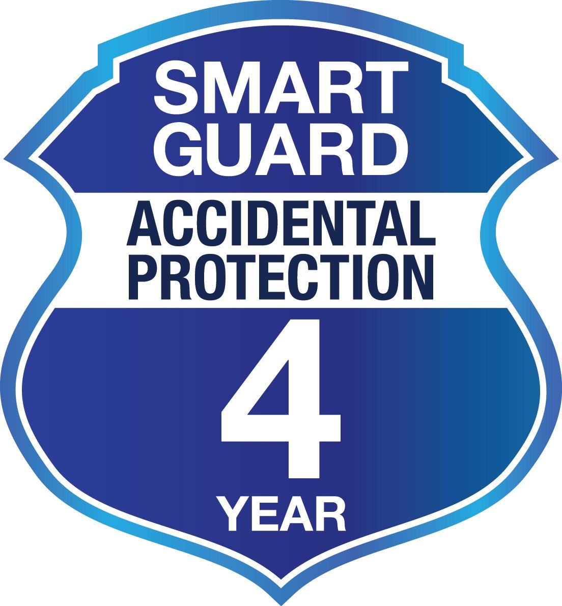 SmartGuard 4-Year Tablet Accidental Protection Plan ($1000-$1250) by Warrantech