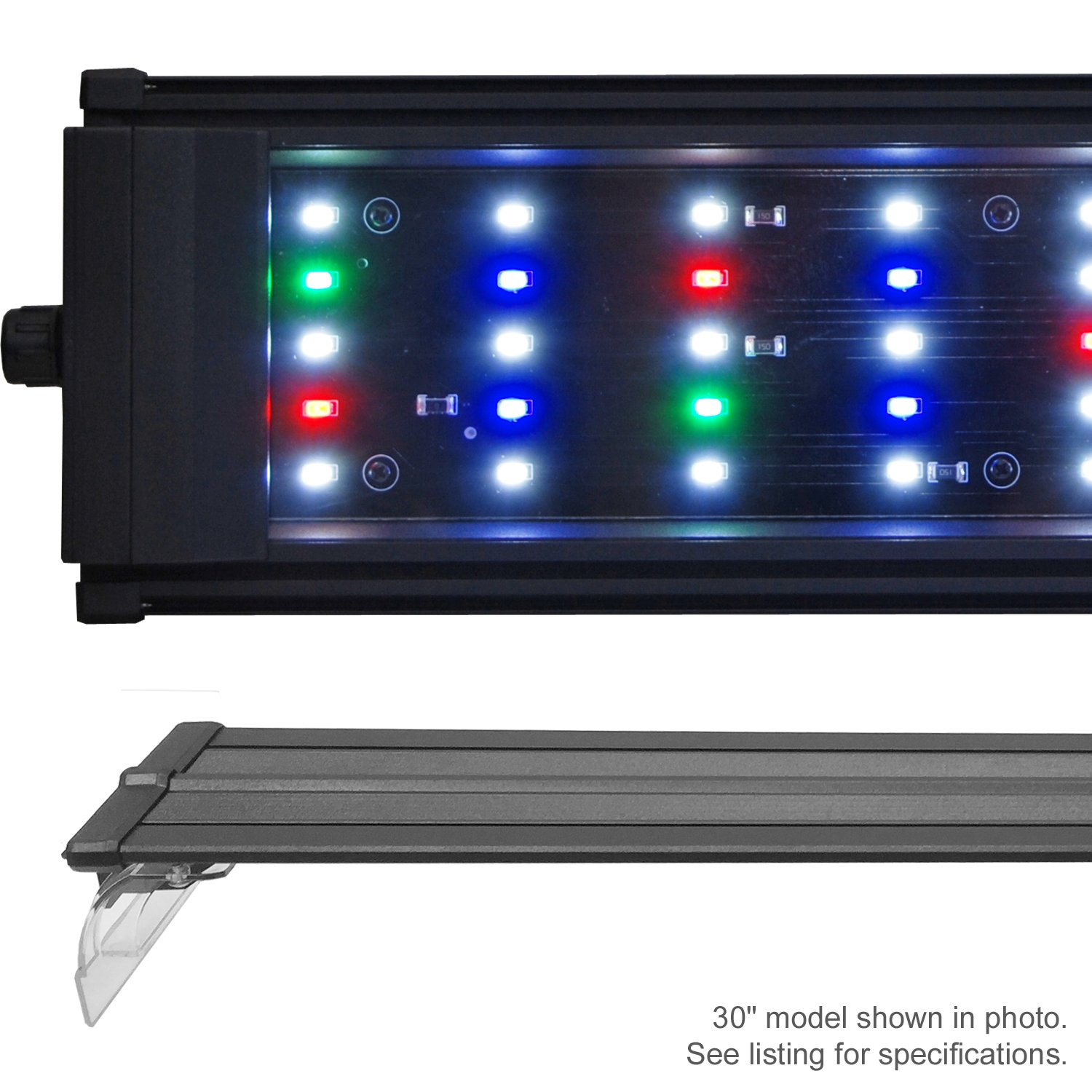 Beamswork DA FSPEC LED Aquarium Light Pent Freshwater 0.50W (120cm - 48'')
