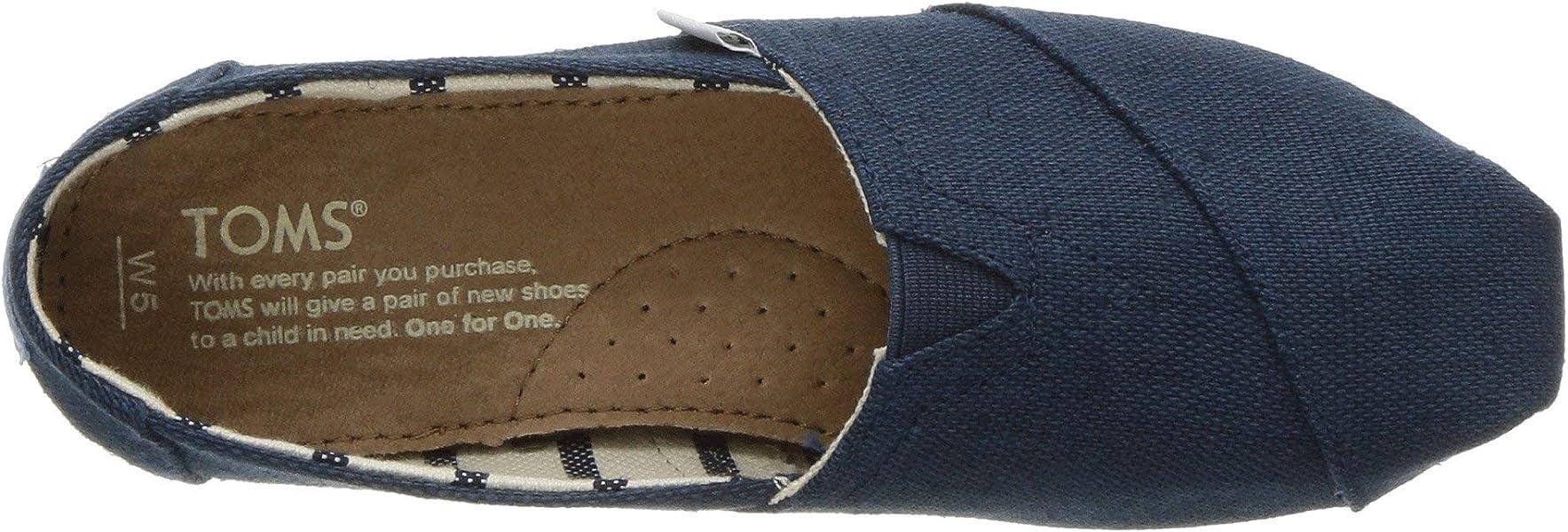 Shoes Size 7 5 Majolic Classic Women's Blue Heritage Canvas F5uKTl1Jc3