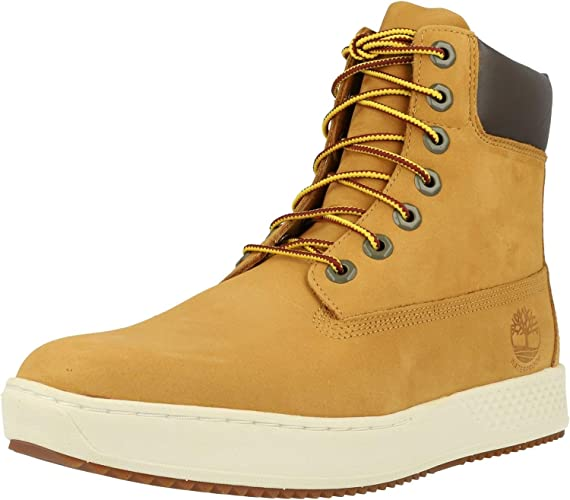 basket timberland marron