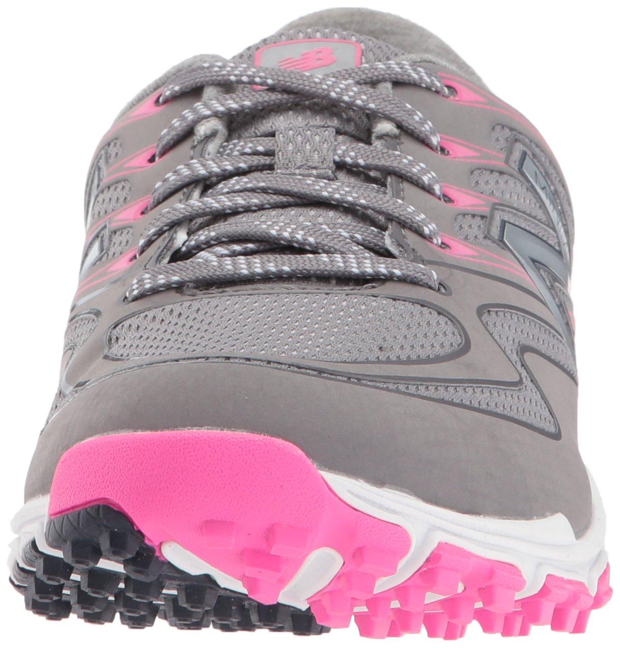 New Balance Women's Minimus Sport Golf Shoe, Pink/Grey, 7.5 B B US by New Balance (Image #4)