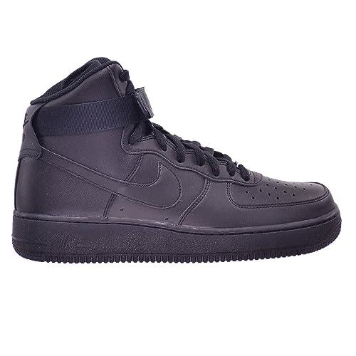 NIKE Air Force 1 High '07 Men's Shoes Black 315121 032