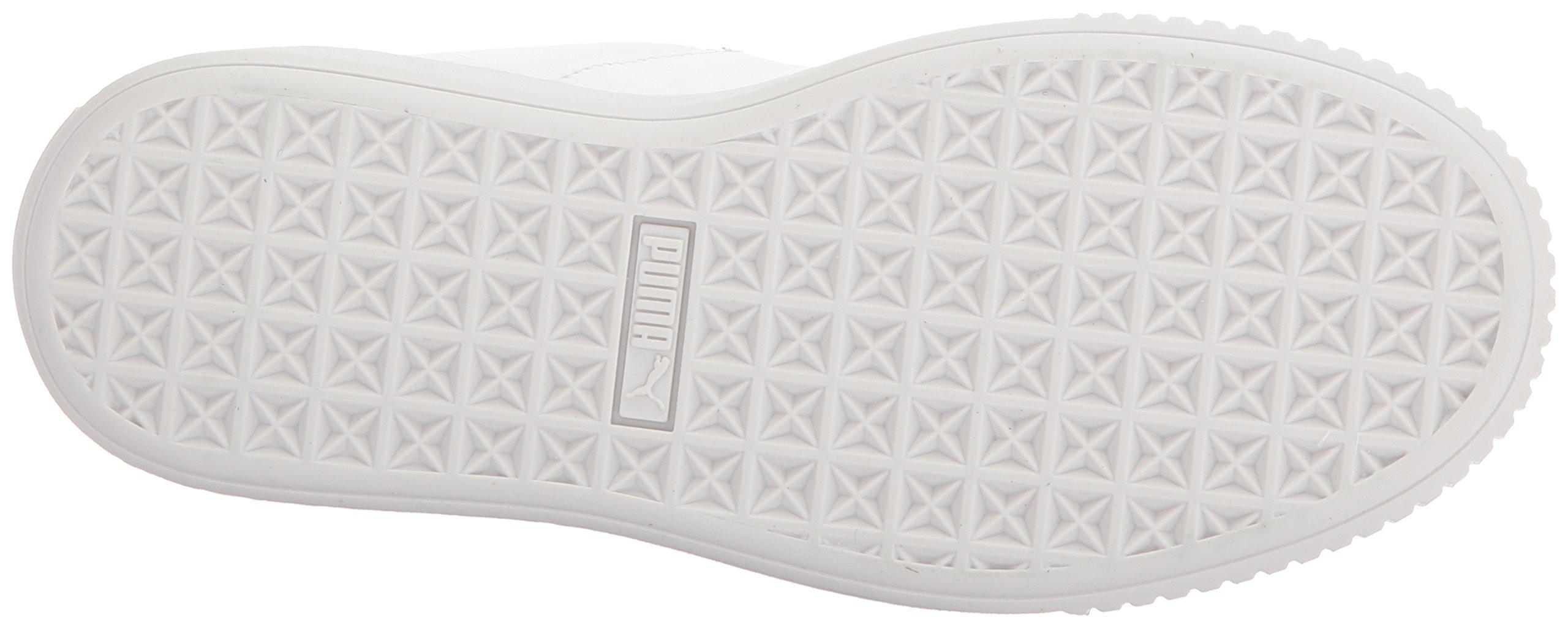 PUMA Women's Basket Platform Strap Wn Sneaker