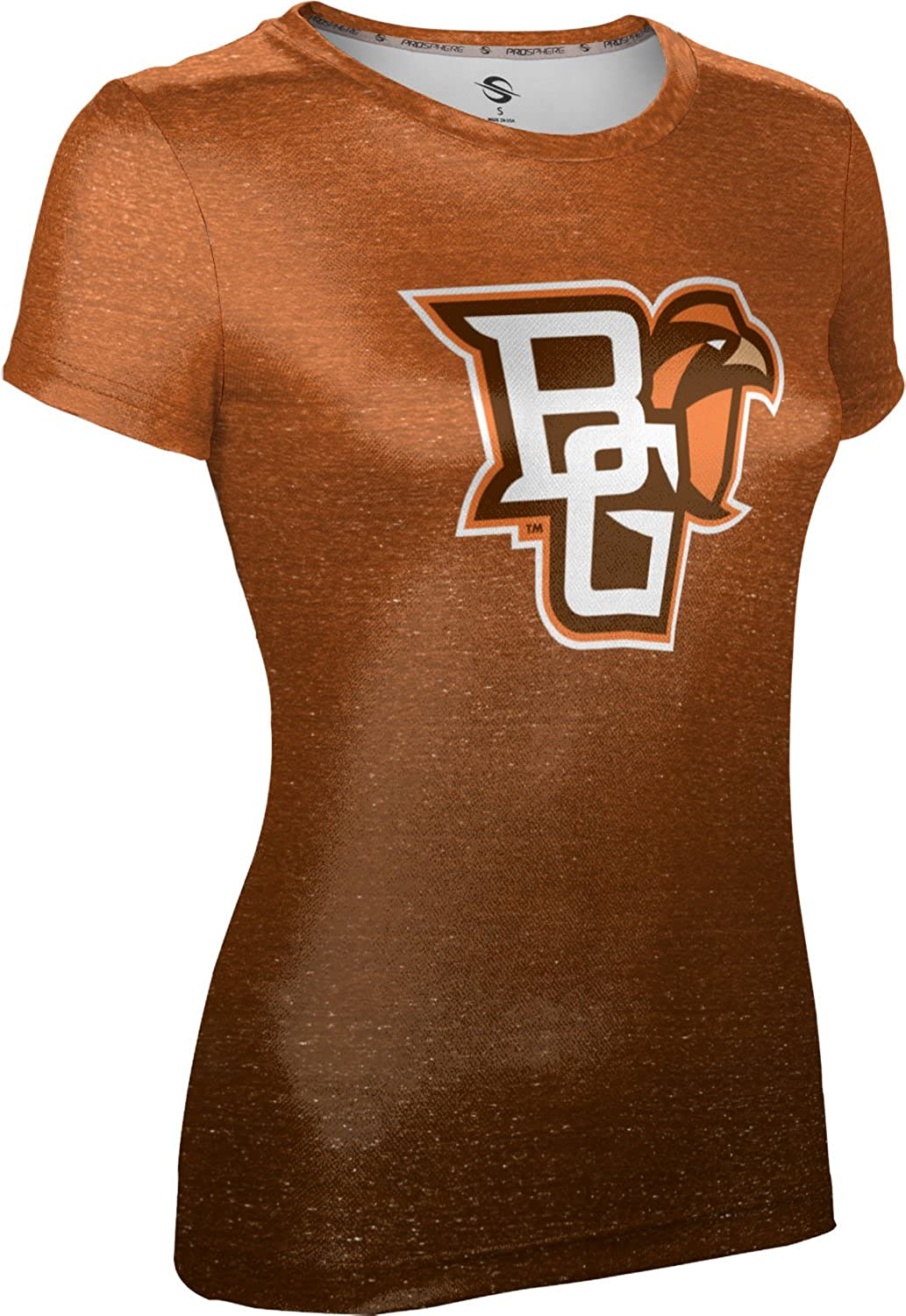 ProSphere Bowling Green State University Girls Performance T-Shirt Ombre