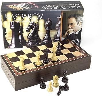 Kasparov - Ajedrez (KAS004) [Importado]: Amazon.es: Juguetes y juegos