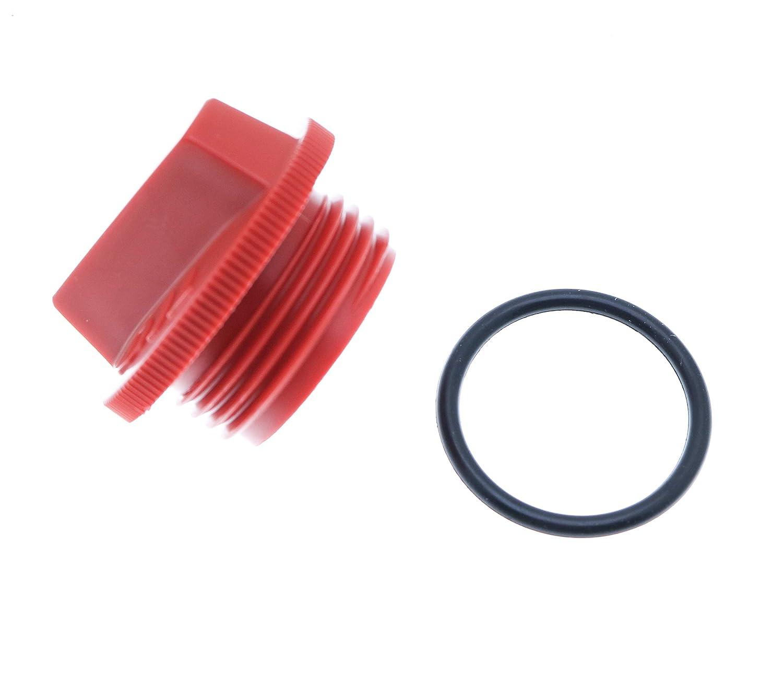 Jeenda Oil Cap Hydraulic Plug 38240-21410 TC402-21410 for Kubota BX L M MX Series BX1500D BX1800D BX1830D BX2200D BX2230D BX22D BX23D L3408 L3608 L4508 L4708 L3008 M6-101 M6950 M7040 MX4700 MX4800