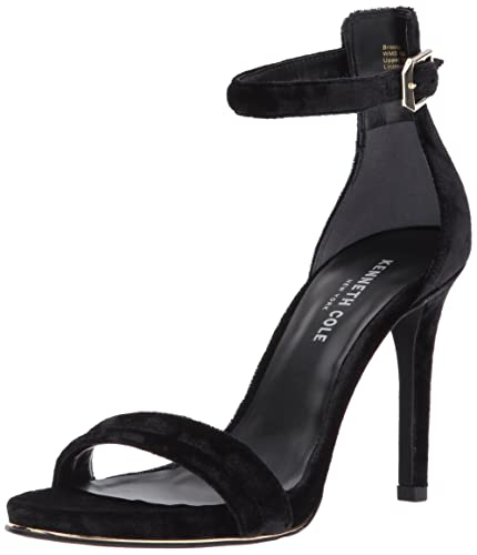 d82680c21152 Kenneth Cole New York Women s Brooke Dress Sandal Black 7.5 ...