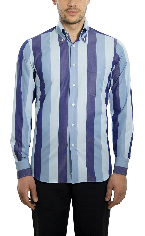 Dan Roma - Camisa formal - para hombre: Amazon.es: Ropa y accesorios