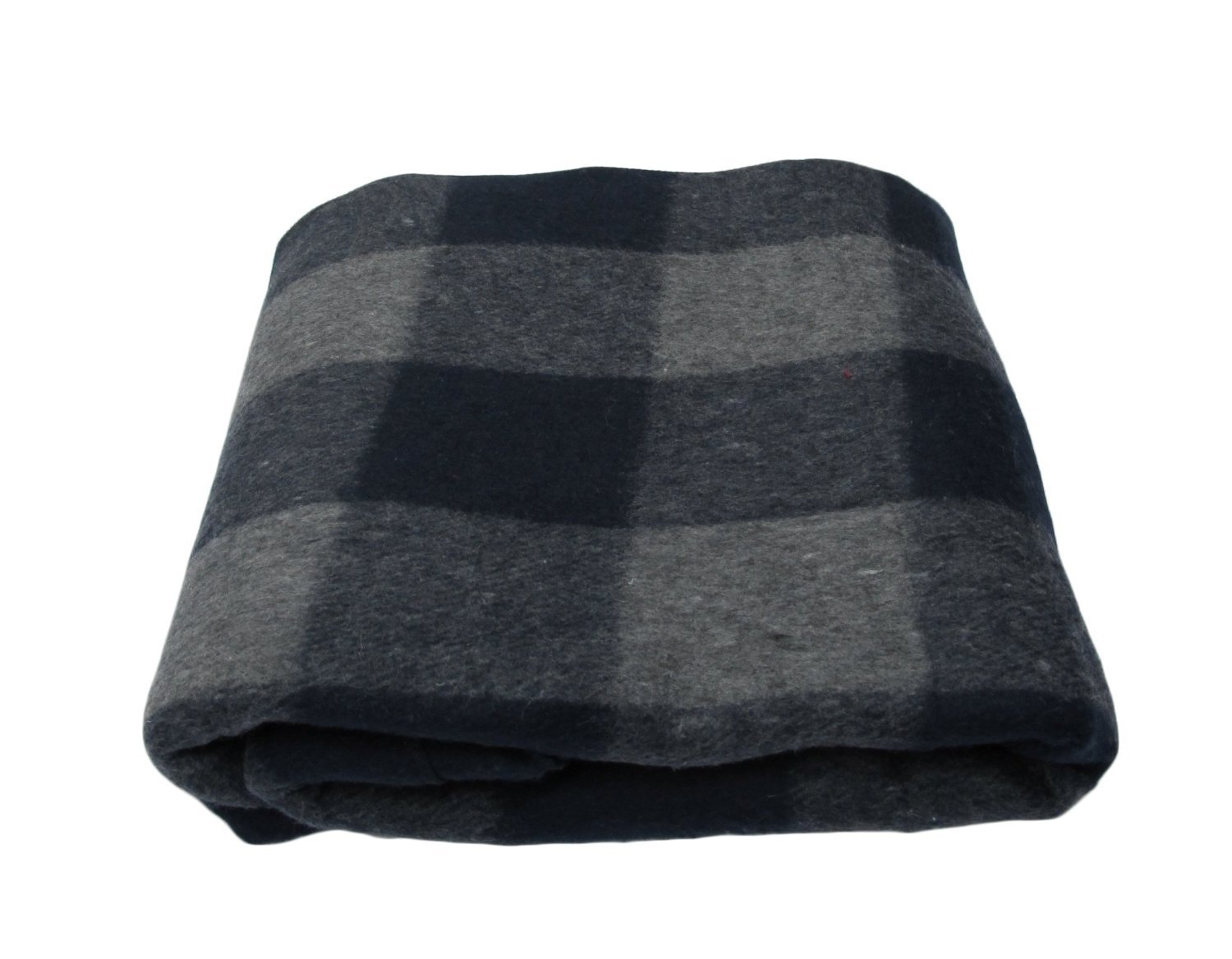 amazoncom gilbin super soft and warm wool blanket  twin size  - amazoncom gilbin super soft and warm wool blanket  twin size(greynavy) home  kitchen