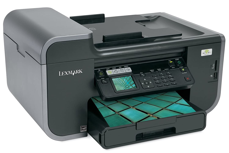 lexmark pro705 manual