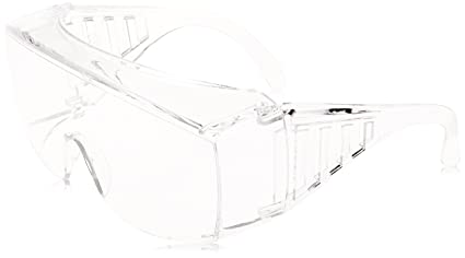 ad68433d2b Image Unavailable. Image not available for. Color  SEPTLS1359810XL - Mcr Safety  Crews Yukon XL Protective Eyewear - 9810XL
