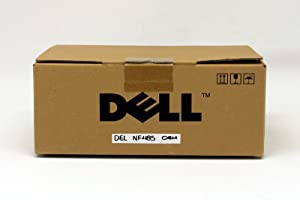 Dell Black 3000 Page Yield Toner Cartridge for 1815DN Printer NF485