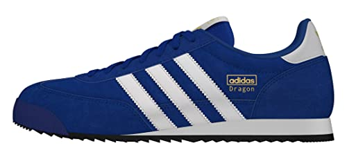 adidas Dragon, Zapatillas Unisex Adulto, Azul (Croyal/Ftwwht/Cblack) 38