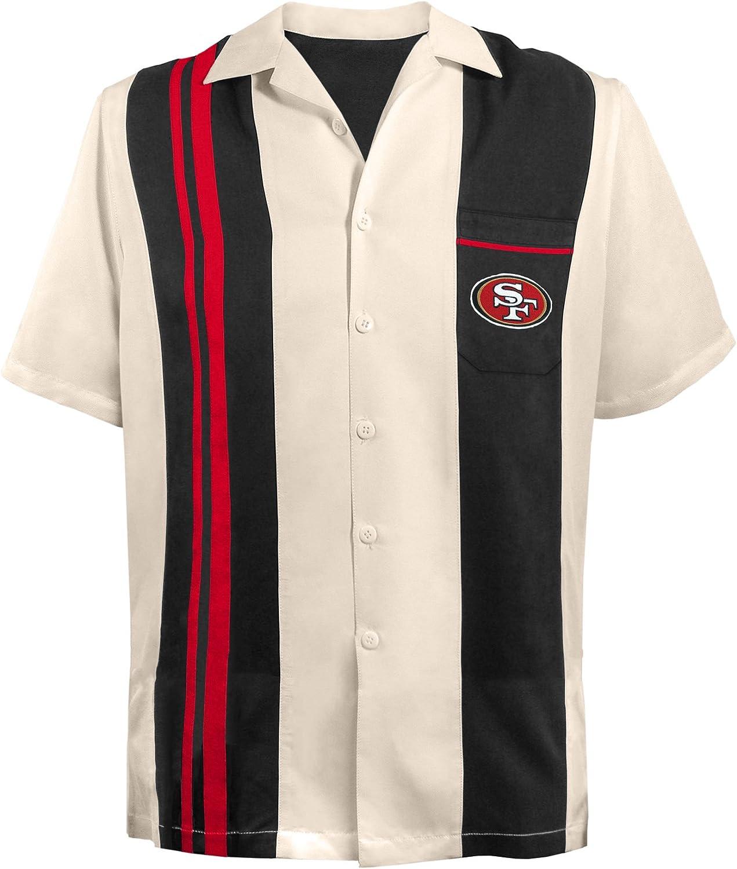 Littlearth NFL - Camiseta de Bolos de Repuesto para Hombre Adulto, NFL - Camisa de Bolos de Repuesto, 300632, Rojo Oscuro, 4XL: Amazon.es: Deportes y aire libre