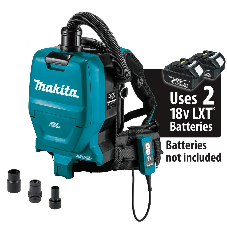 Makita XCV05Z 18 V X2 LXT aspiradora sin escobillas de Iones de ...