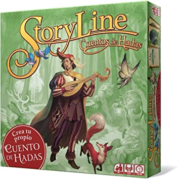 Z-man Games España- Cuentos de Hadas (Pendragón ANASY01): Amazon.es: Juguetes y juegos