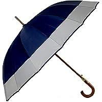 Palucart Ombrello automatico grande da pioggia resistente a 16 stecche