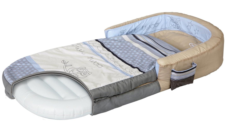 Cama portátil infantil Readybed, con cama de aire y saco de dormir