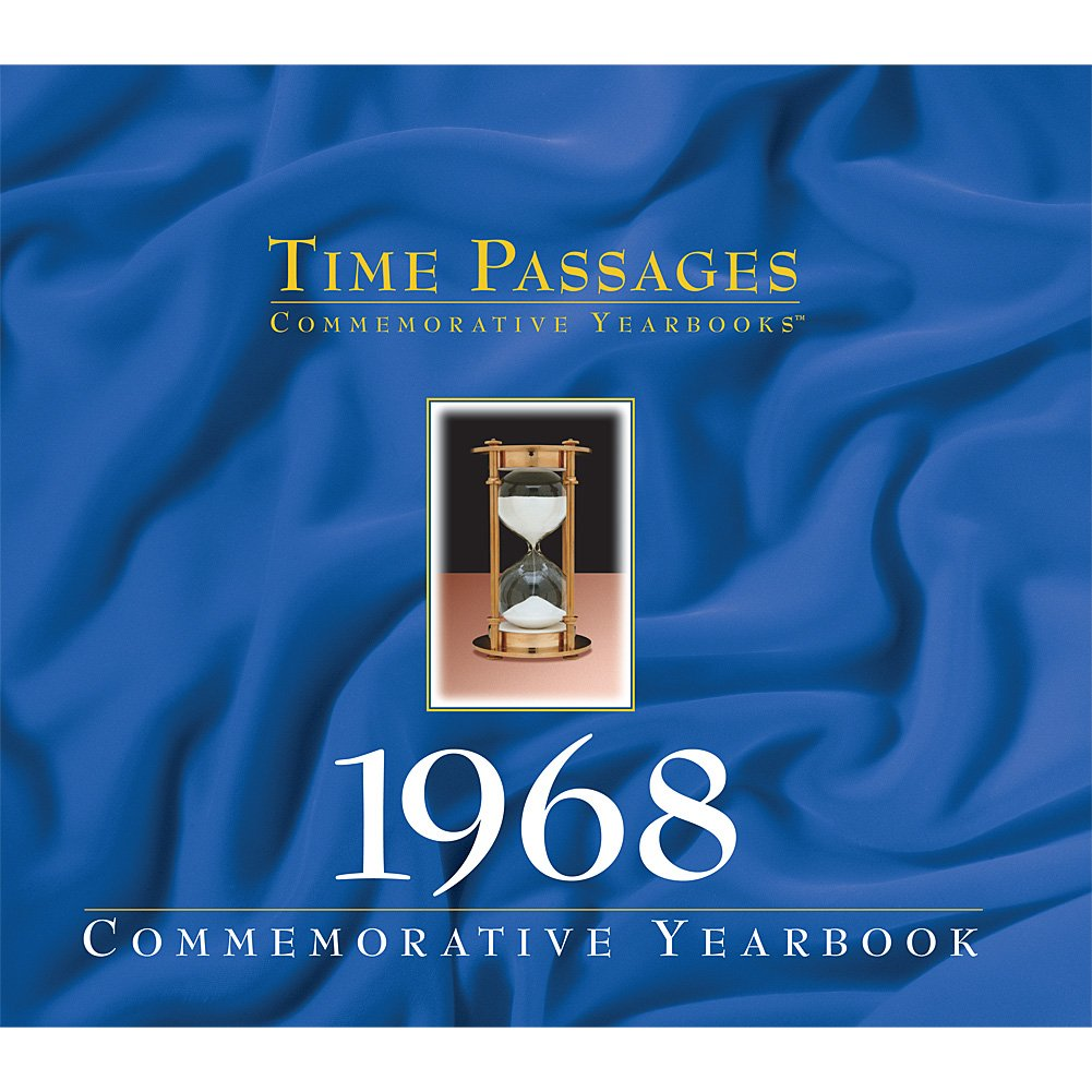 Year 1968 Time Passages Commemorative Year In Review - Gift Of Memories