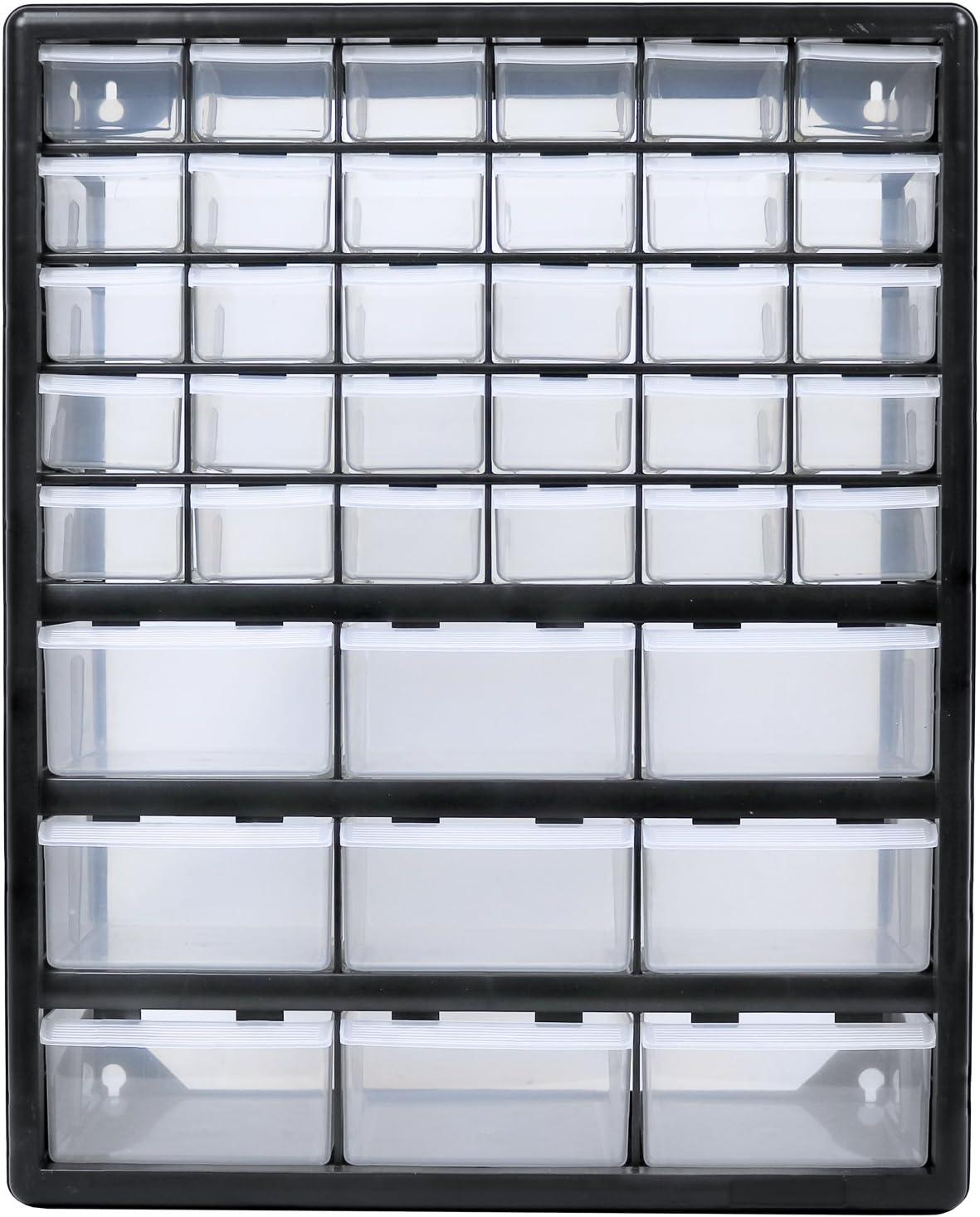 gr/ün transparent Tisch-Organizer the smart green Helit H6253950