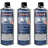 Husqvarna XP Pre-Mixed 2-Stroke Fuel and Engine Oil Quart (3 Pack) | 584309701