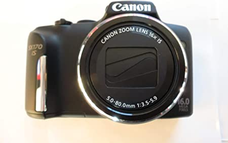 Canon SX170 product image 4